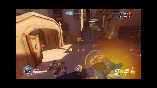 Watch Lucio can escape Junkrat traps if they are near walls. GIF on Gfycat. Discover more hitfilm, luciomains GIFs on Gfycat