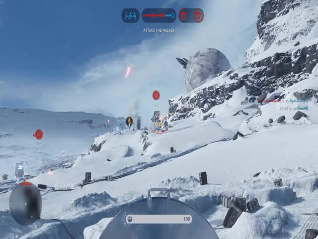 Watch and share Sw Battlefront GIFs and Star Wars GIFs by swbattlefrontgaming on Gfycat