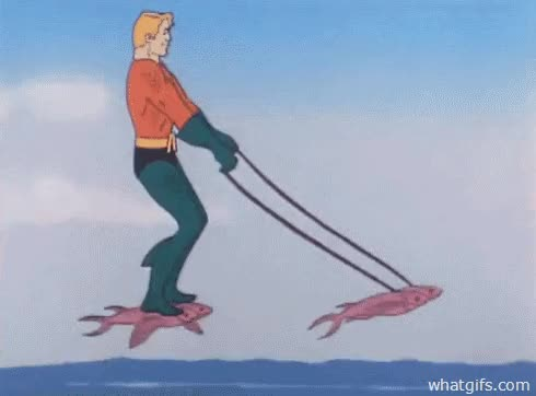 Watch and share Funny Gifs Ambiguosly Gay Aquaman GIFs on Gfycat