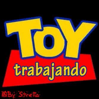 Watch and share Toy Trabajando GIFs on Gfycat