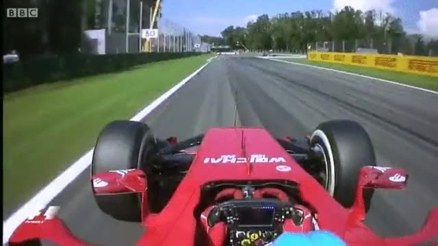 Watch and share Alonso's Fastest Qualifying Lap. Monza 2014 GIFs by aamantubillah on Gfycat