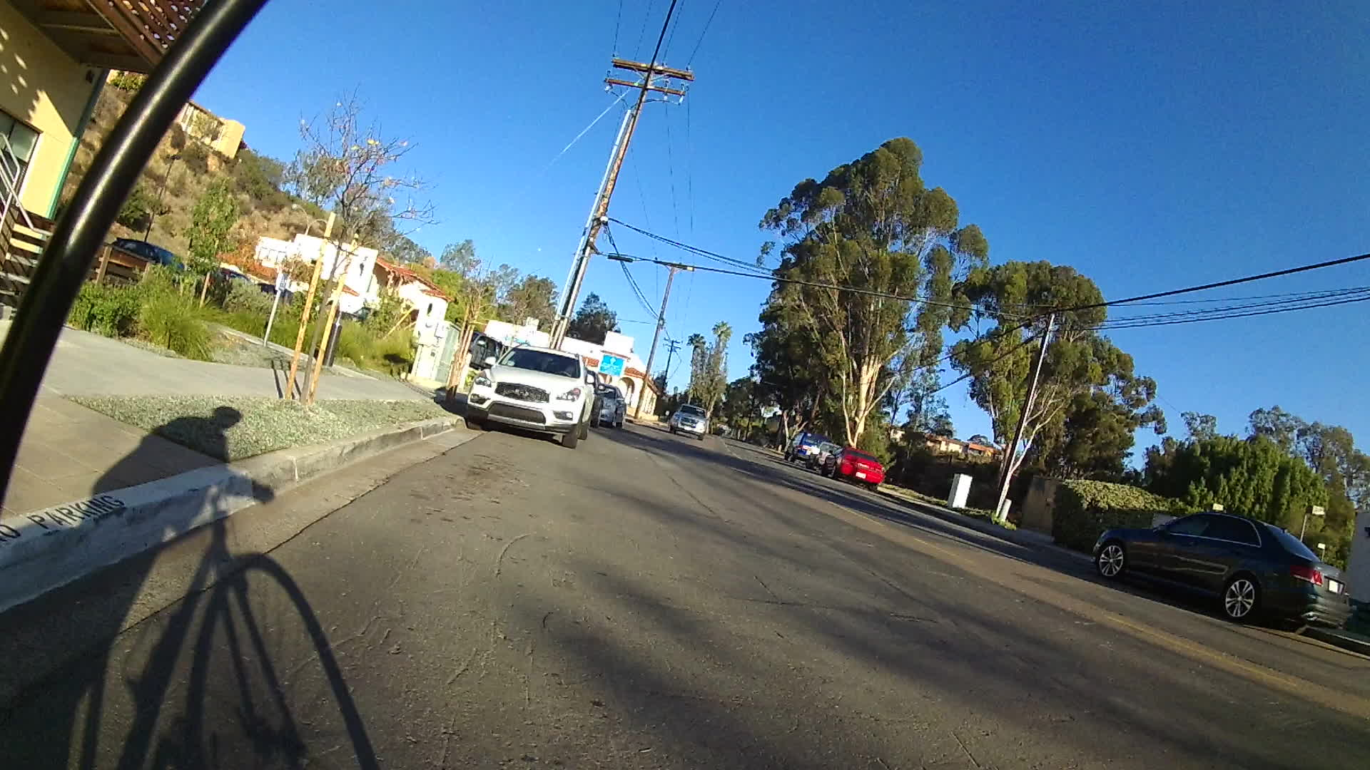 bicycle, bikecommuting, commute, Fast motion bike commute, San Diego. GIFs