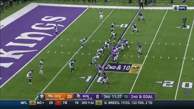 Watch and share Minnesota Vikings GIFs and Denver Broncos GIFs by Eric Thompson on Gfycat