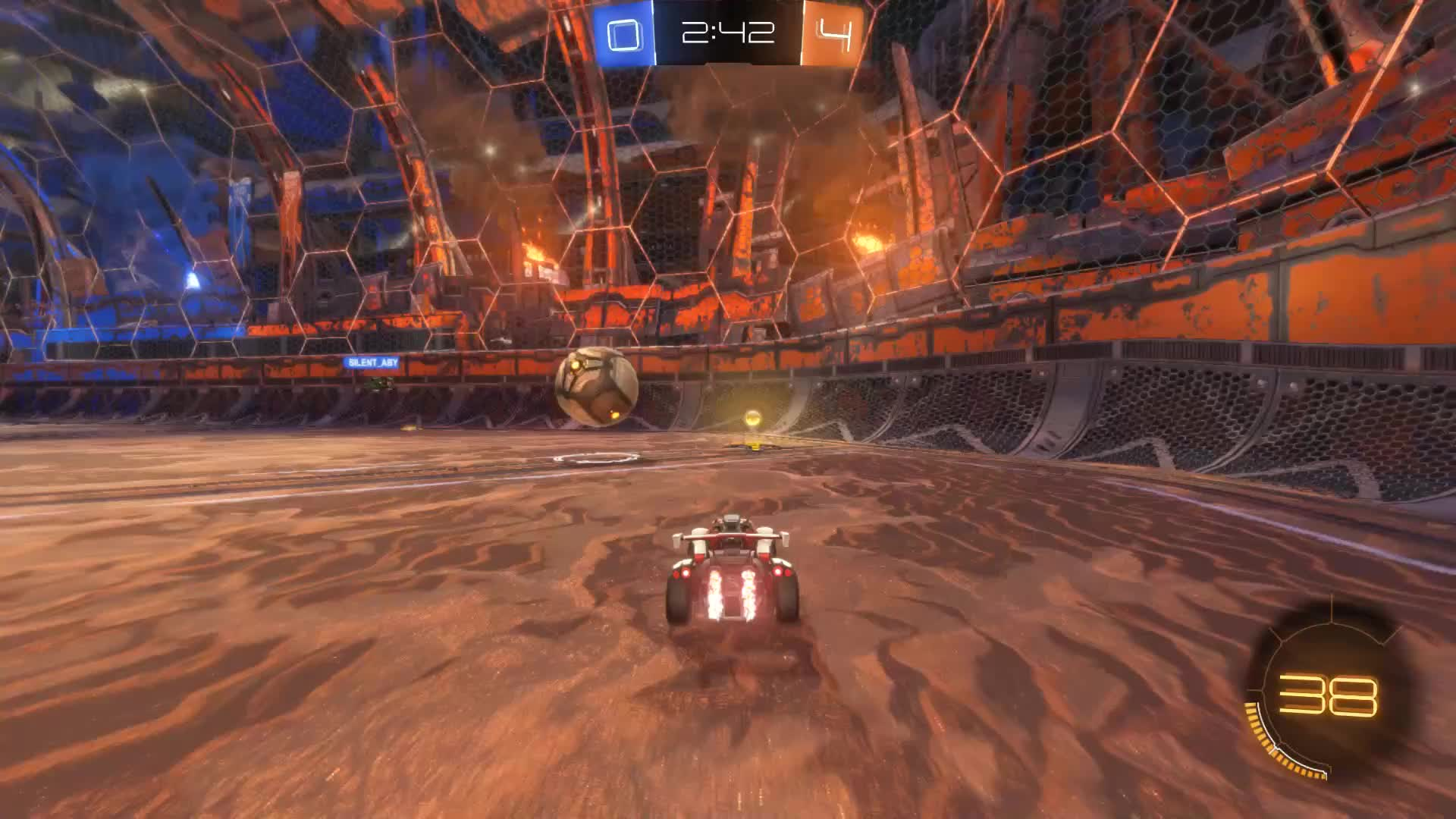 Gif Your Game, GifYourGame, Goal, Nyhx, Rocket League, RocketLeague, ⏱️ Goal 5: Nyhx GIFs