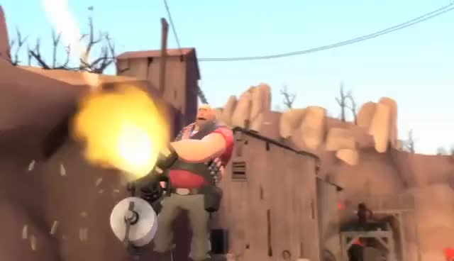 Watch Heavy Weapons Guy GIF on Gfycat. Discover more Awesome, Heavy, TF2, Valve GIFs on Gfycat