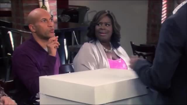 Watch and share Keegan Michael Key GIFs and Retta GIFs by ikeaspatula on Gfycat