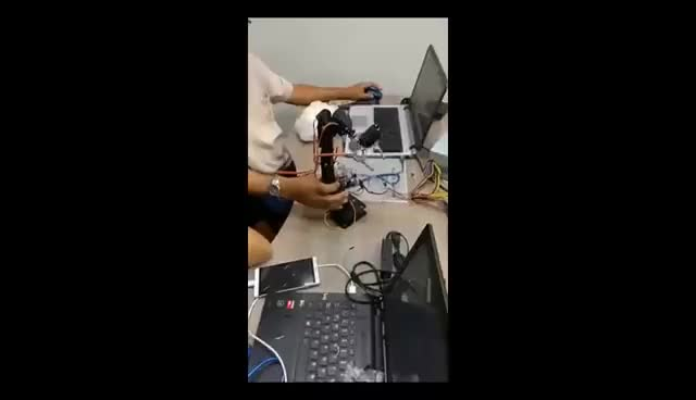 Watch Curso Arduino - Brazo robótico GIF on Gfycat. Discover more related GIFs on Gfycat