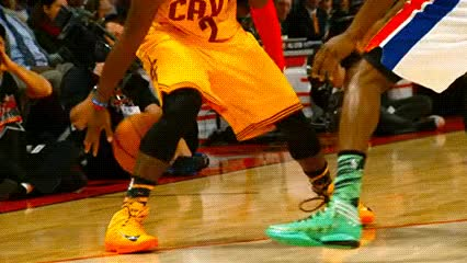 Watch Kyrie Irving — 2013 Rising Stars Challenge GIF by Off-Hand (@off-hand) on Gfycat. Discover more 021513 GIFs on Gfycat
