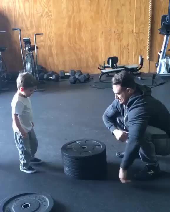 You got this son! GIFs