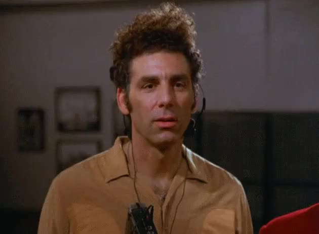 Watch and share Michael Richards GIFs and Jason Alexander GIFs on Gfycat