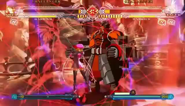 Watch and share Astral Finish GIFs and Blazblue Cs GIFs on Gfycat