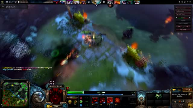 Watch and share Dota GIFs and Lina GIFs by drascot on Gfycat