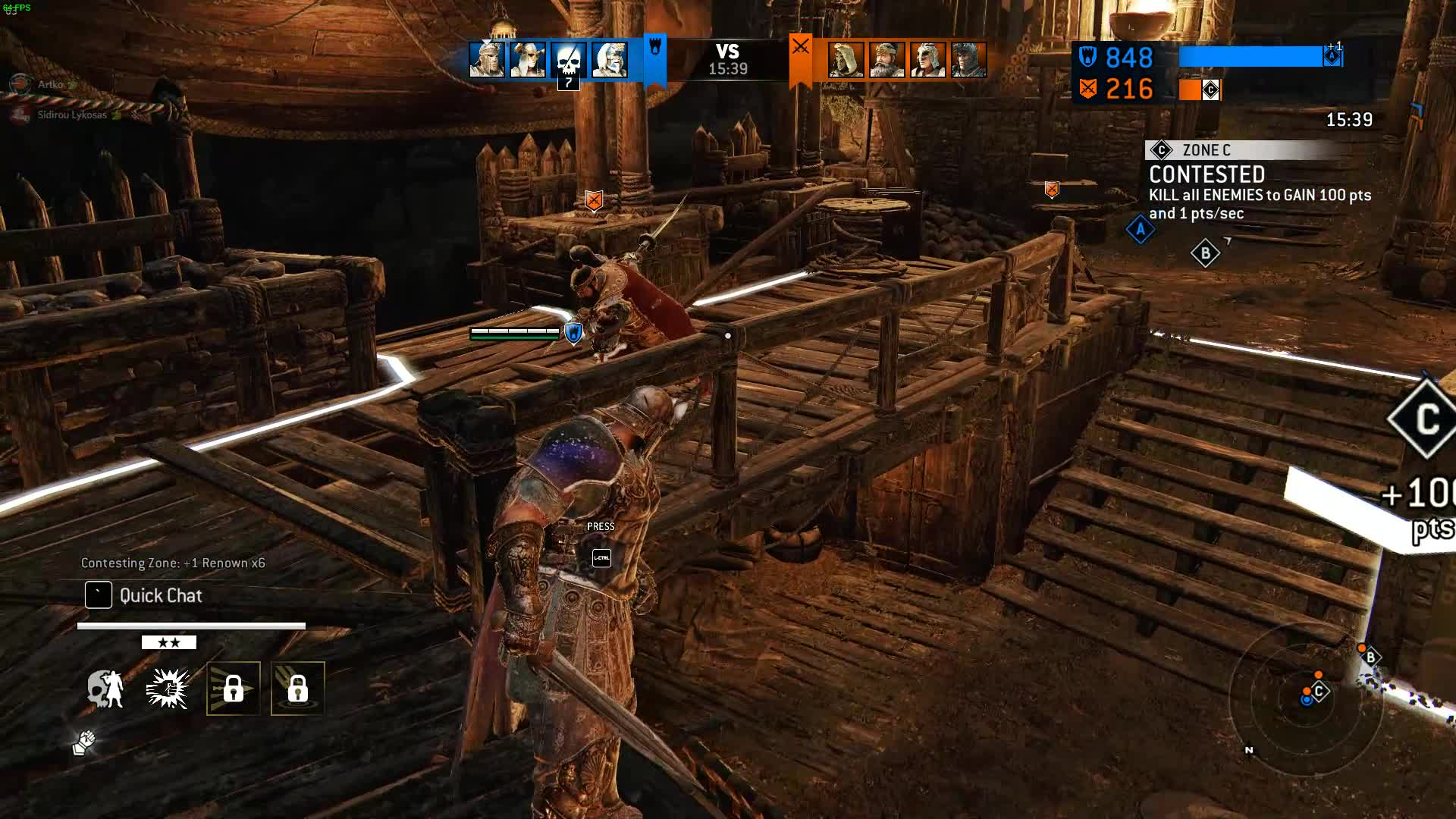 forhonor, For Honor 2019.03.31 - 23.57.20.19.DVR GIFs