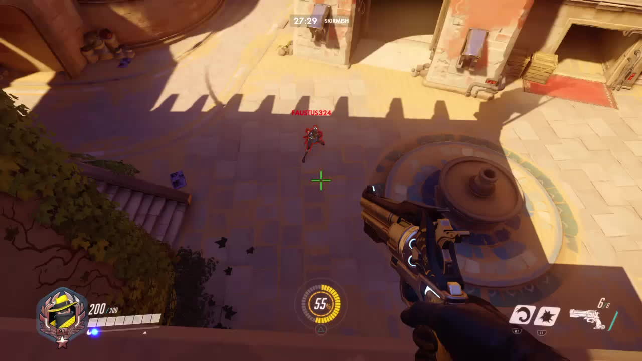 OWConsole, Overwatch, Overwatch Aim Assist Part 2 GIFs