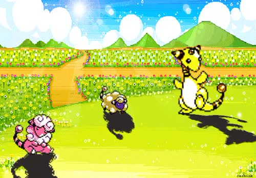 Watch and share Pokemon Sprites GIFs and Pokemon Sprite GIFs on Gfycat