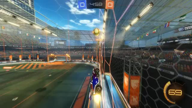 Watch Goal 1: Peta GIF by Gif Your Game (@gifyourgame) on Gfycat. Discover more Gif Your Game, GifYourGame, Goal, Peta, Rocket League, RocketLeague GIFs on Gfycat