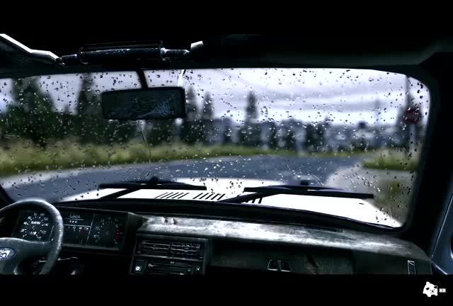 Watch and share DayZ Car Rain GIFs by DannyDog on Gfycat