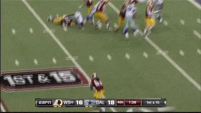 Watch and share Washington Redskins GIFs on Gfycat
