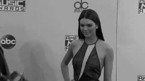 Watch this red carpet GIF on Gfycat. Discover more american music awards, gif, kendall jenner, red carpet GIFs on Gfycat
