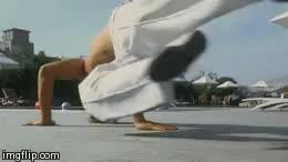 Watch Barefoot Movie Men GIF on Gfycat. Discover more feet, man feet, ocean's twelve, vincent cassel, workout GIFs on Gfycat