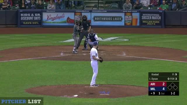 Watch this trending GIF on Gfycat. Discover more Arizona Diamondbacks, Milwaukee Brewers, baseball GIFs on Gfycat