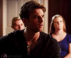 Watch this GIF on Gfycat. Discover more Dean Stavros, Nate Buzolic, Nate Buzolic gifs, Nathaniel Buzolic, Pretty Little Liars, hey i make gifs GIFs on Gfycat