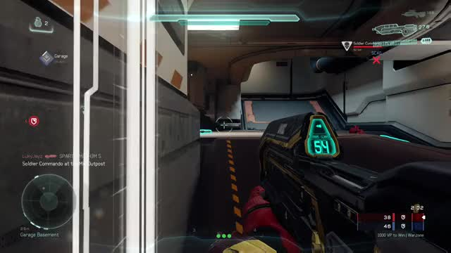 Watch this GIF by xboxdvr on Gfycat. Discover more FatLilManBoy, Halo5Guardians, xbox, xbox dvr, xbox one GIFs on Gfycat
