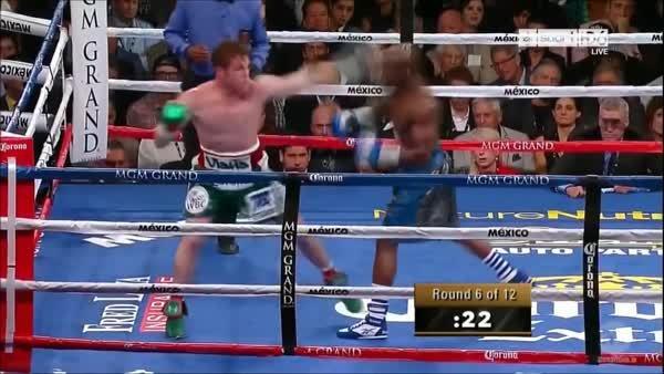 HighlightGIFS, MMA, sports, Mayweather's speed (reddit) GIFs
