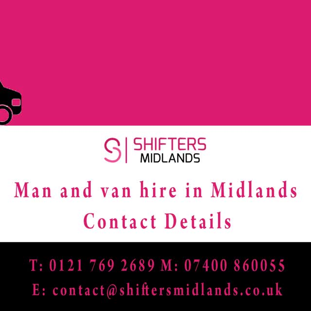 Watch and share Man And Van Rental GIFs by Shifters Midlands on Gfycat