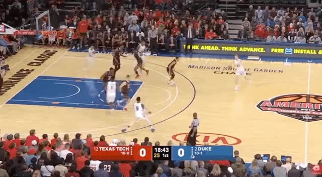 Watch and share RJ Barrett Kindly Says Thanks But No Thanks. GIFs by kyleboone on Gfycat