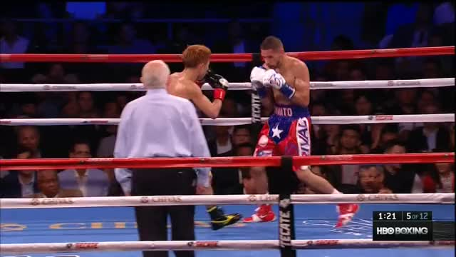 Watch Naoya Inoue vs. Antonio Nieves - KD GIF by Tom_Cody (@tomcody) on Gfycat. Discover more Antonio Nieves, Boxing, KD, Knockdown, Naoya Inoue, ボクシング, 井上 尚弥 GIFs on Gfycat