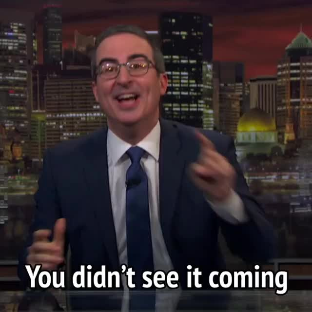 Watch and share John Oliver GIFs and Celebs GIFs by MikeyMo on Gfycat