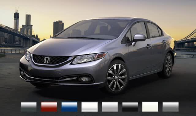 Watch and share 2015 Honda Civic Sedan Colors GIFs on Gfycat