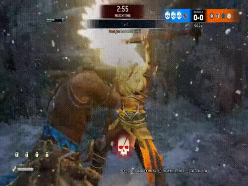 Watch and share Кусь!__For_Honor (1).gif GIFs by Streamlabs on Gfycat