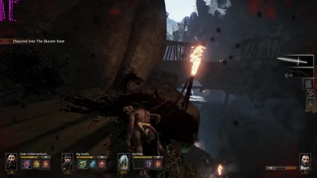Watch and share Vermintide GIFs by RIPULON on Gfycat
