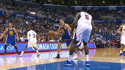 Watch David Lee — Golden State Warriors GIF by Off-Hand (@off-hand) on Gfycat. Discover more 031214 GIFs on Gfycat
