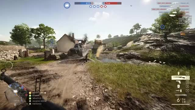 Watch and share BF1 Behemoths Can Fly GIFs by dannyonpc on Gfycat
