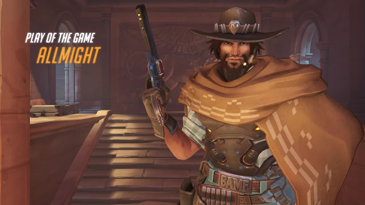 overwatch, potg, Peace (Keeper) & Justice GIFs