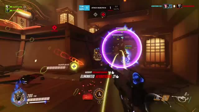 Watch this GIF by Xbox DVR (@xboxdvr) on Gfycat. Discover more DPSPewPewPew, OverwatchOriginsEdition, xbox, xbox dvr, xbox one GIFs on Gfycat