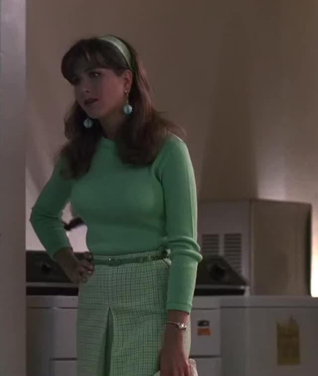 Watch and share Jennifer Aniston - Quantum Leap S05e04-4 GIFs by ehstrdcfg on Gfycat