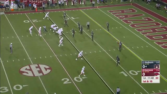 Watch and share 🏈 [NCAAF] #21 Auburn Vs. Arkansas | Full Game HD 60fps | Week 8 - October 21, 2017 GIFs on Gfycat