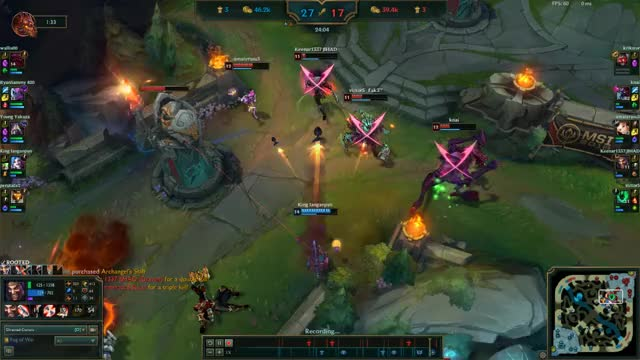 Watch and share Cheeky Eve Ult GIFs on Gfycat