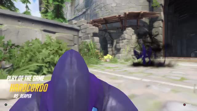 Watch and share Death Blossom GIFs and Overwatch GIFs on Gfycat