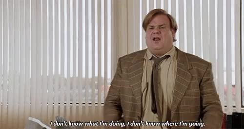 Watch and share Chris Farley GIFs by Reactions on Gfycat