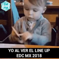 Watch and share EDC-2018-LINE-UP GIFs on Gfycat