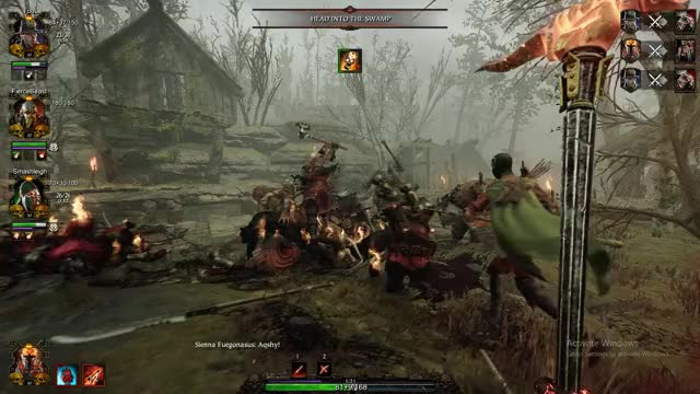 Watch and share Vermintide GIFs by BarnabyJones21 on Gfycat