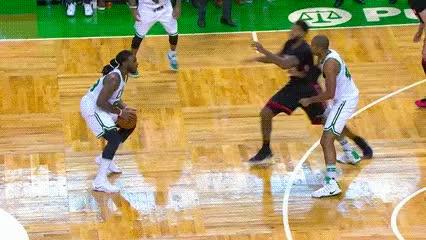 Jae Crowder and Isaiah Thomas — Boston Celtics