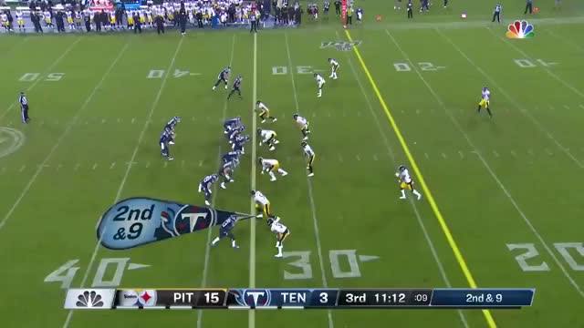 Watch and share Pittsburgh Steelers GIFs and Tennessee Titans GIFs on Gfycat