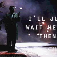 Watch and share Spn Castiel Ill Just Wait Here Then GIFs on Gfycat