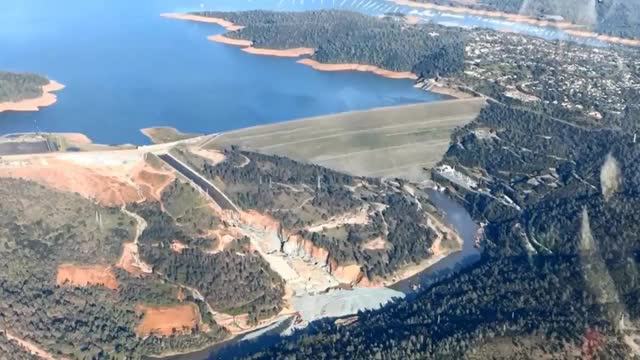 MARCH 1 OROVILLE DAM EMERGENCY UPDATE!!! Gold Rush, Gold County